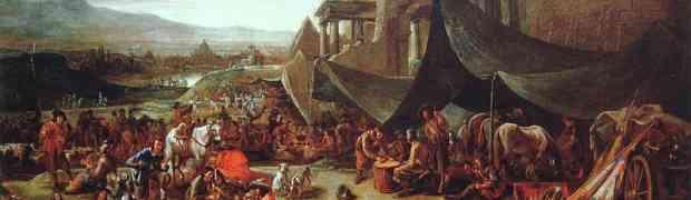 Saccheggi XVI e XVII secolo
