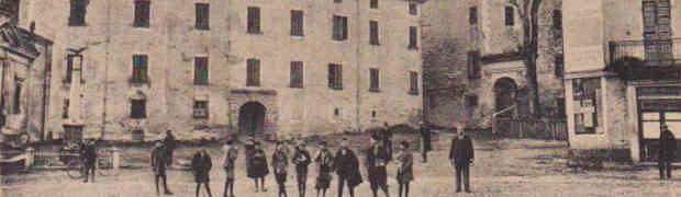 Castelnuovo tra 800 e 900