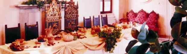 A tavola con i Del Carretto