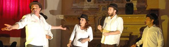 """Teatro del """"Bosco Vecchio"""": Stagione teatrale 2015"""