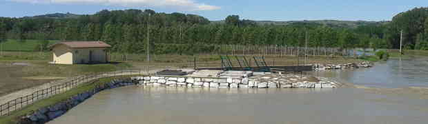 Centrale Idroelettrica sul Bormida
